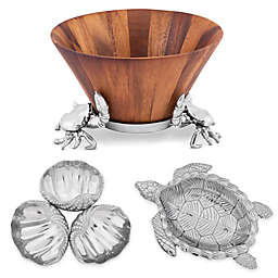 Arthur Court Designs Coastal Serveware Collection