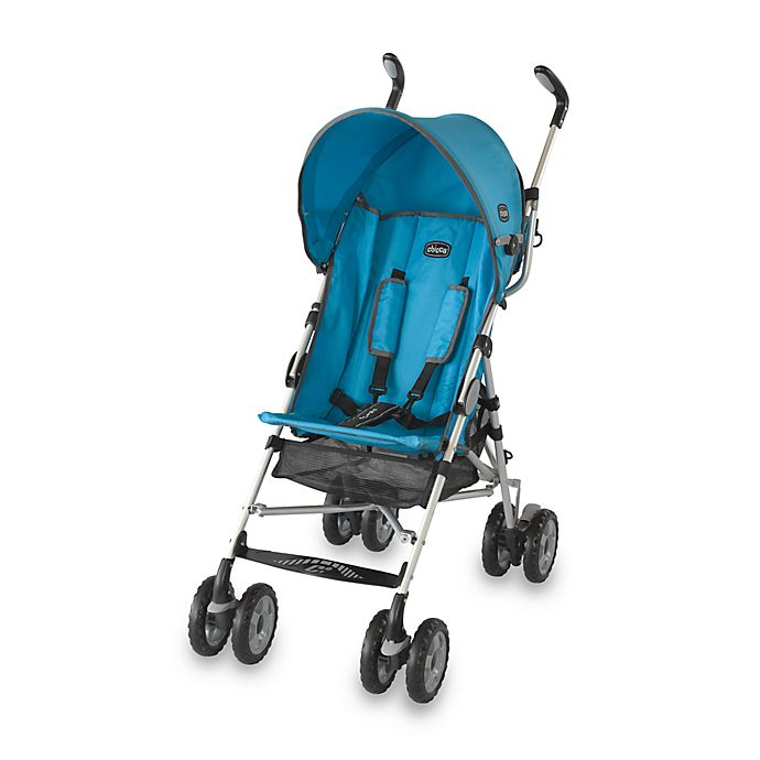 Alternate image 1 for Chicco® Ct 0.6 Ultra Lightweight Umbrella Stroller in Topazio