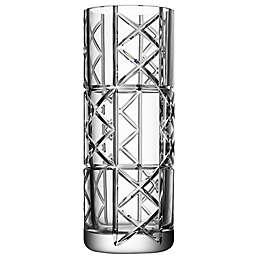 Orrefors Explicit Checks 11.8-Inch Vase