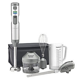 Cuisinart® Smart Stick® Cordless Hand Blender with Electric Knife