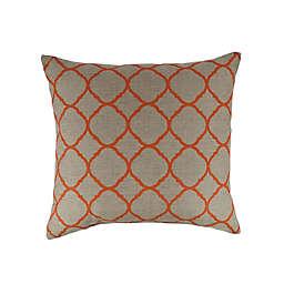 Austin Horn Classics Sunbrella® Monterey 18-Inch Square Throw Pillow in Tan