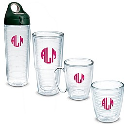 Tervis® Personalized Clear Tumbler Collection