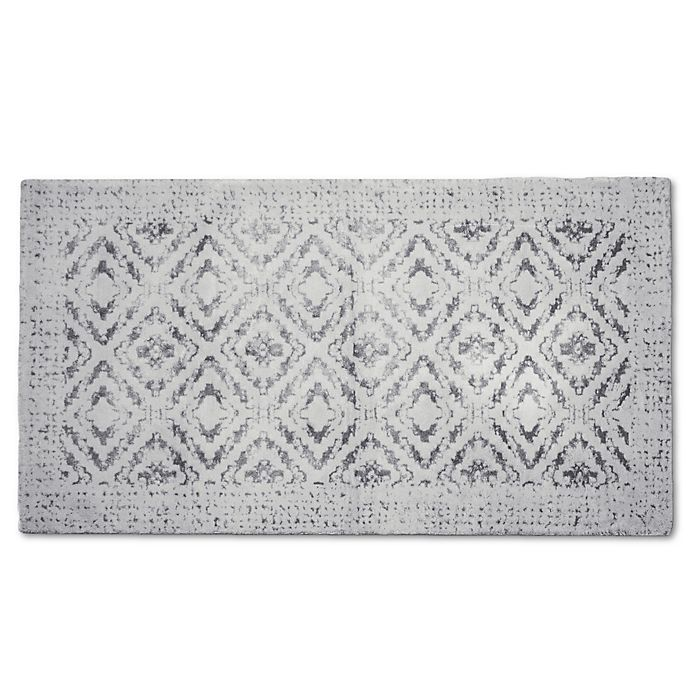 Alternate image 1 for Artifaq Mauro 36-Inch x 60-Inch Accent Rug in Grey