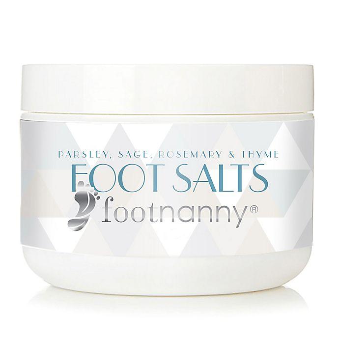 Alternate image 1 for Footnanny 8 oz. Foot Salts
