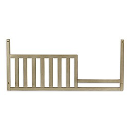 Kingsley Venetian Toddler Guard Rail in Champagne Gold