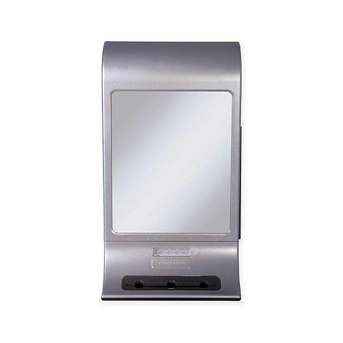 Zadro Z Fogless Led Mirror In Silver Bed Bath Amp Beyond