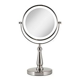 Zadro®1X/8X LED Vanity Mirror