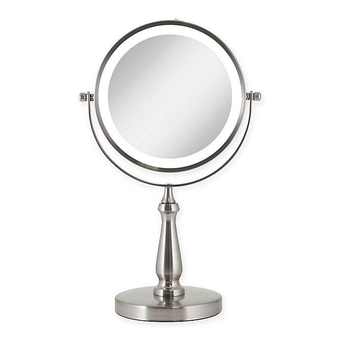 Alternate image 1 for Zadro®1X/8X LED Vanity Mirror