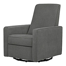 DaVinci Piper All-Purpose Upholstered Glider Recliner