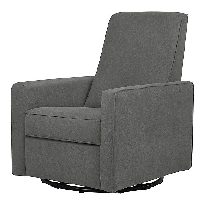 Alternate image 1 for DaVinci Piper All-Purpose Upholstered Glider Recliner