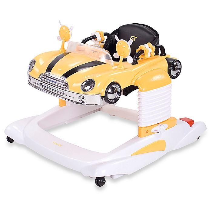 Combi All in One GT Activity Walker in Yellow
