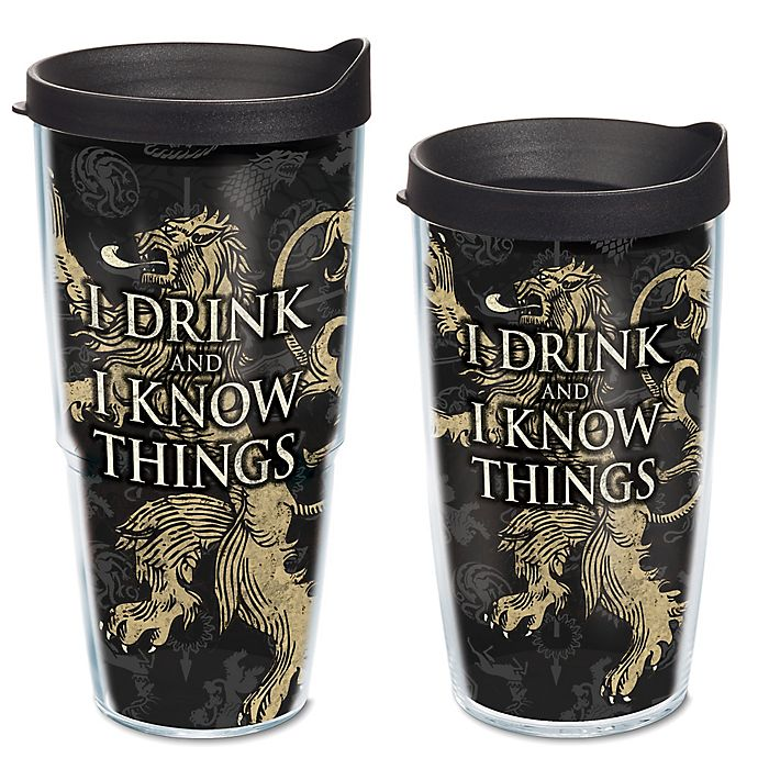 Alternate image 1 for Tervis® Game of Thrones \