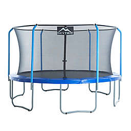 Upper Bounce Skytric Trampoline with Top Ring Enclosure