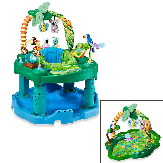 Exersaucer 174 By Evenflo 174 Triple Fun Jungle Active Learning