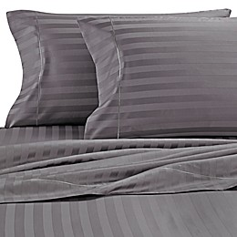 Wamsutta® Damask Stripe 500-Thread-Count PimaCott® California King Sheet Set