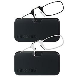 ThinOptics Universal Reading Glasses with Pod
