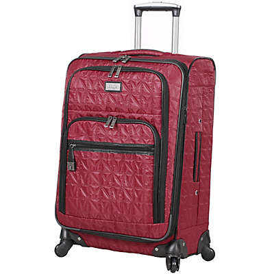 Nicole Miller NY Signature Quilt 20-Inch Expandable Upright Spinner
