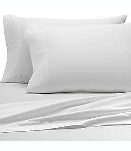 Set de sábanas individuales de algodón Wamsutta® de 500 hilos color blanco