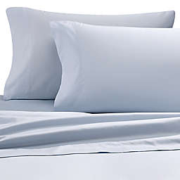 Wamsutta® Pima  500-Thread-Count Full Sheet Set in Light Blue
