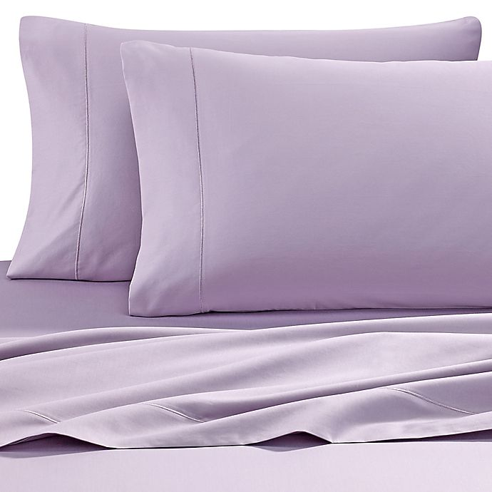 Alternate image 1 for Wamsutta® PimaCott® 500-Thread-Count King Sheet Set