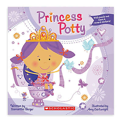 "Children's Potty Training Book: ""Princess Potty"" by Samantha Berger"