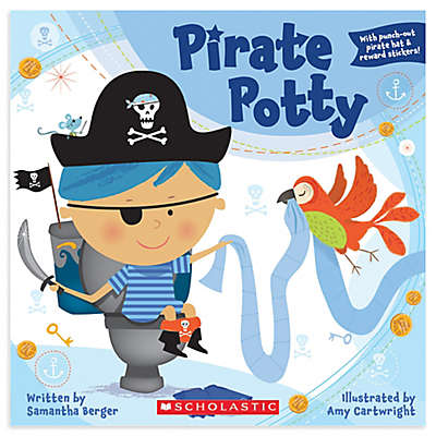 "Children's Potty Training Book: ""Pirate Potty"" by Samantha Berger"