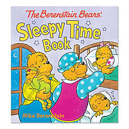 """Children's Board Book: """"The Berenstain Bears'® Sleepy Time Book"""" by Mike Berenstain"""