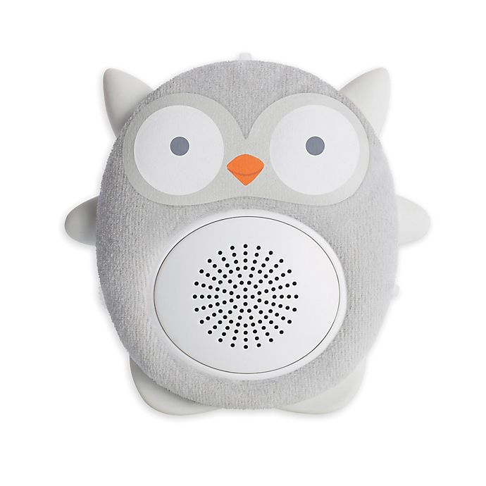 Alternate image 1 for Wavhello™ Soundbub™ Ollie The Owl Bluetooth Speaker and Soother