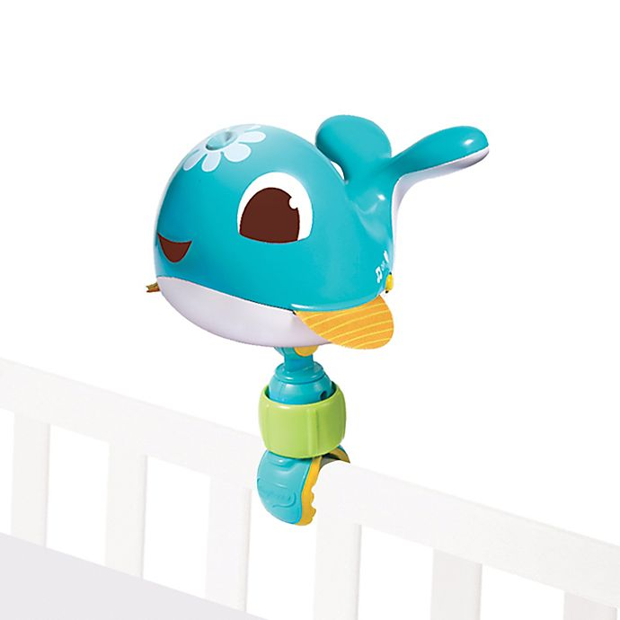 Alternate image 1 for Tiny Love® Take-Along Cody Projector Soother in Blue