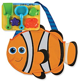 Stephen Joseph® Fish Beach Tote in Orange