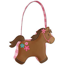 Stephen Joseph® Horse Go Go Purse in Brown