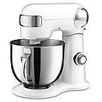 Cuisinart® 5.5 qt. Stand Mixer in White