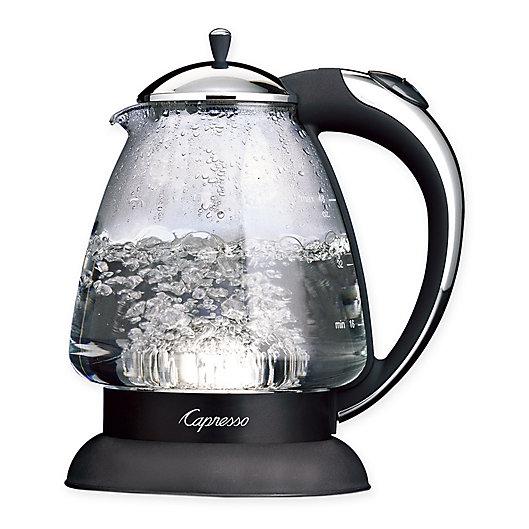 Alternate image 1 for Capresso® H2O Plus Glass Water Kettle