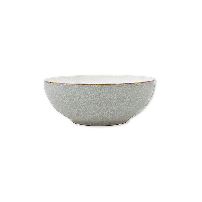Alternate image 1 for Denby Elements Cereal Bowl in Light Grey