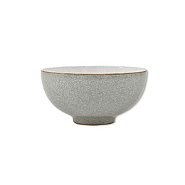 Denby Elements Rice Bowl in Light Grey