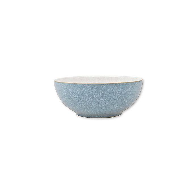 Alternate image 1 for Denby Elements Cereal Bowl in Blue