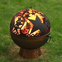 Good Directions 26-Inch Oversized Fire Bowl with Orion FireDome
