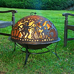 Good Directions Full Moon Party 30-Inch Medium FireDome