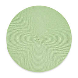 Round Woven Placemats (Set of 6)