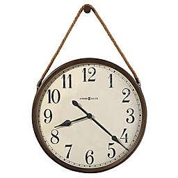 Howard Miller Bota Wall Clock in Aged Umber