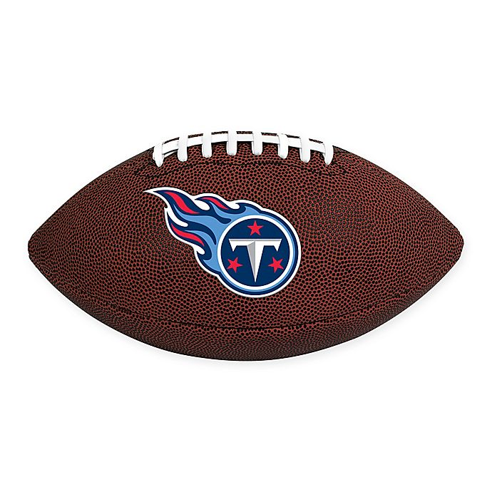 Alternate image 1 for NFL Tennessee Titans Game Time Pebble Football