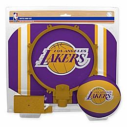 NBA Los Angeles Lakers Slam Dunk Hoop Set