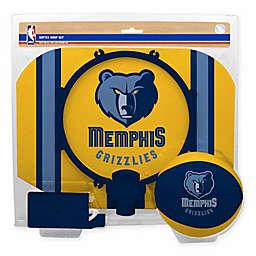 NBA Vancouver Grizzlies Slam Dunk Hoop Set