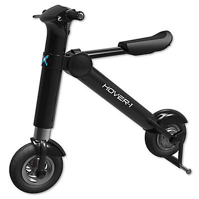 HYPE™ Hover1 Folding Electric Scooter in Black