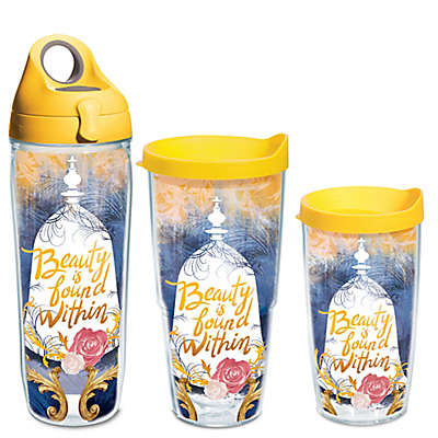 """Tervis® Disney® Princess """"Beauty is Found Within"""" Drinkware"""