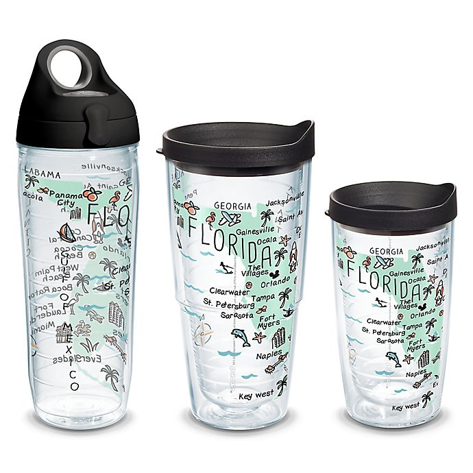 Alternate image 1 for Tervis® My Place Florida Wrap Drinkware