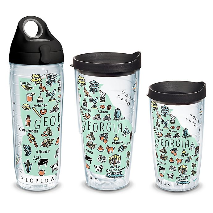 Alternate image 1 for Tervis® My Place Georgia Wrap Drinkware