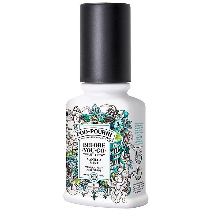 Alternate image 1 for Poo-Pourri® Before-You-Go® 2 oz. Toilet Spray in Vanilla Mint