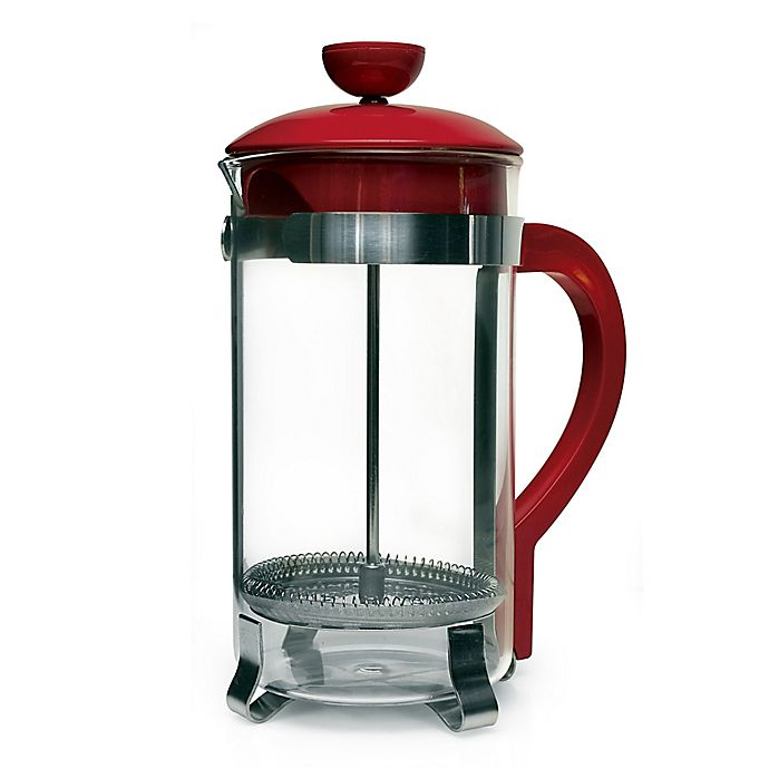 Alternate image 1 for Primula® Classic 8-Cup Coffee Press in Red