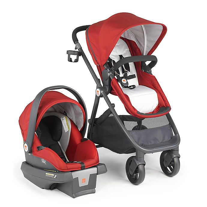 Alternate image 1 for gb Lyfe Travel System Stroller